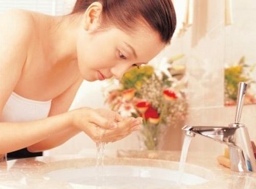 偶得的面膜洗面奶护肤品