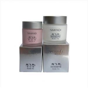 超飛斯日晚霜組合/真白霜30g+多肽保濕營養霜50g