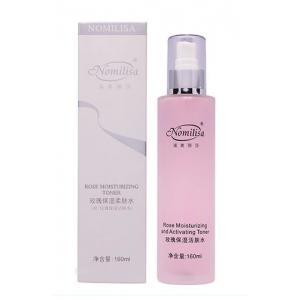 诺美丽莎玫瑰保湿柔肤水160ml