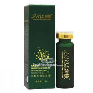 綠嫩祛痘精華液15ml(清爽凈膚精華液)