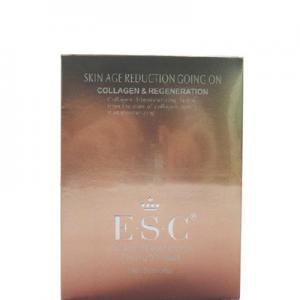 ESC B24 膠原蛋白撫痕緊致精華蠶絲面膜 30g*6片